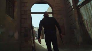 هجوم ناصر على أمين ومرسي فى نزله السمان - مسلسل الاسطورة / محمد رمضان