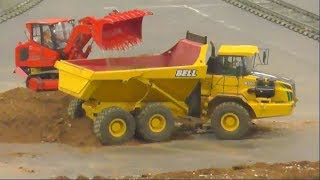 BEST OF RC CONSTRUCTION! ONE HOUR BEST OF RC MACHINES, TRUCKS, VEHICLES AND SO MUCH MORE! AMAZING RC