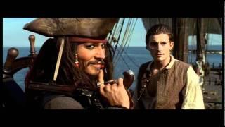 Trailer - Piratas de Caribe 1 - La Maldición de la Perla Negra