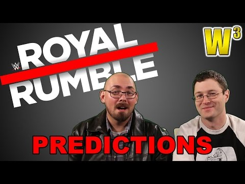 WWE Royal Rumble 2017 Predictions | Wrestling With Wregret