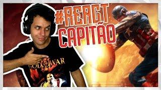 REACTION!!! Rap do Capitão América: Guerra Civil | 7 Minutoz