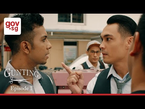 Xxx Mp4 Gunting The Series Episode 1《 Malay Drama With English Subtitles 》 3gp Sex
