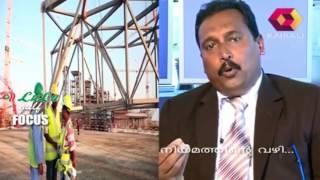 Gulf Focus   Adv Shamsudeen Karunagapally talks about insurance coverage