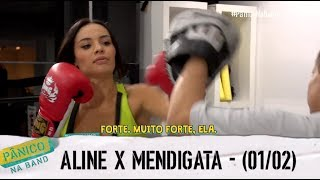 PANICATS: ALINE MINEIRO X MENDIGATA (01/02)