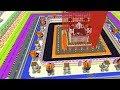 The World's Safest Minecraft House... (world Record)
