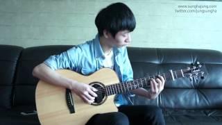 (Evanescence) My Immortal - Sungha Jung