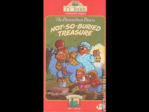 Opening And Closing To The Berenstain Bears And Too Much