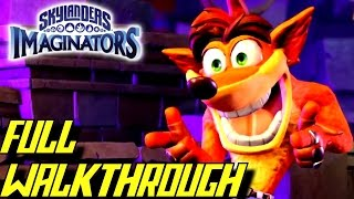 Skylanders Imaginators - Complete Walkthrough FULL Game