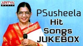 P Susheela Hits Songs || 100 Years of Indian Cinema || Special Jukebox