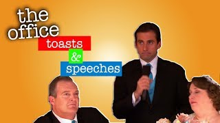 Toasts and Speeches  - The Office US