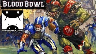 Blood Bowl: Kerrunch Android GamePlay Trailer (1080p) (By Cyanide Studio) [Game For Kids]