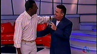 Amado Batista Faz Surpresa com a Fã No Domingo Da Gente 2002 ( Record )