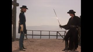 Zorro (Alejandro Murrieta) | VS. | Captain Love