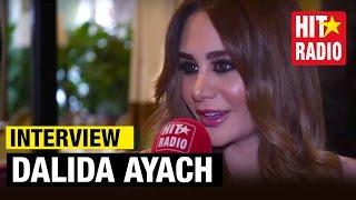 [INTERVIEW] DÉFILÉ DE DALIDA AYACH - داليدا عياش تعرض فساتينها الصيفية في المغرب