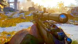 Call of Duty®  WW2 – MULTIPLAYER GAMEPLAY TRAILER!