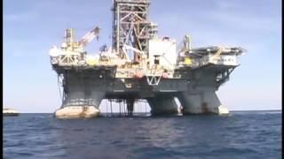 Deepwater Horizon 48 hours Before BP Oil Spill