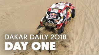 Day 1: Al-Attiyah Dominates | Dakar Daily 2018