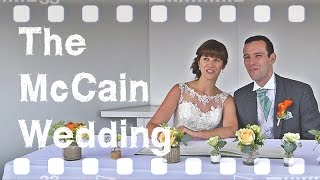 The McCain Wedding