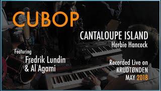 Cubop live- Krudttønden May 2018 Guests : Fredrik Lundin & Al Agami