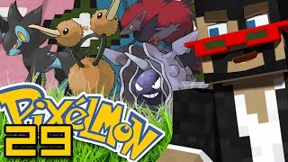 Minecraft: Pokemon Ep. 29 - RANDOM CHALLENGE + NEW LEGENDARY???