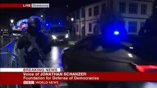 Jonathan Schanzer on the Strasbourg attack with BBC