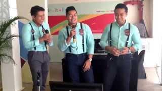 Cinta Anak Kampung Cover by Fhad, Syafiq & Mustaqim. Original Song By Jamal Mirdad. #HalalxYZ