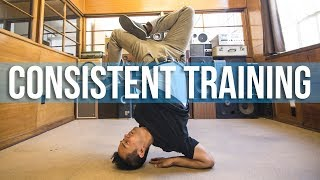 How To Find A Practice Spot & Consistently Train