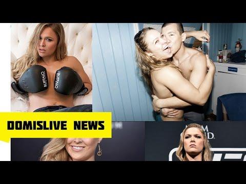 Ronda Rousey Alleged Sex Tape & Man Files Restraining Order And Names Jon Jones | DomisLive NEWS