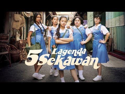 Lagenda 5 Sekawan – Filem Pendek Hari Malaysia Daripada Celcom