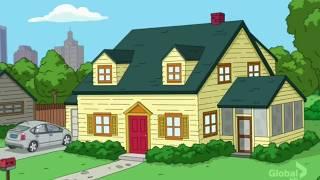 Brian Fondles Lois Boobs - Family Guy