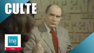 La colère de Daniel Balavoine face à François Mitterrand   Archive INA