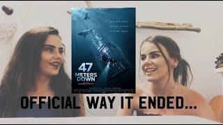 How did 47 METRES DOWN actually end? // ANSWERS, SPOILERS and MORE!!!