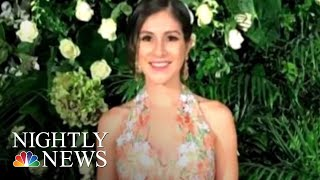 Man Charged In Murder Of D.C. Jogger | NBC Nightly News