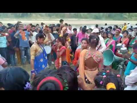 tharu bend baja dance (bardiya nepal)