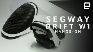 Segway Drift W1 Hands-On at IFA 2018