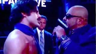 Joey Ryan Shoots LIVE on TNA Gut Check
