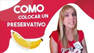 cómo colocar un preservativo / cómo ponerse un condón