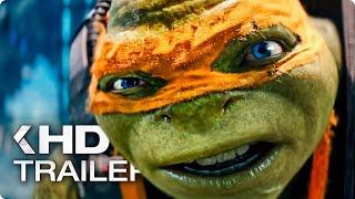 TEENAGE MUTANT NINJA TURTLES 2: OUT OF THE SHADOW Trailer 5 (2016)