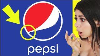 SECRET Meanings Hidden in Famous Logos !