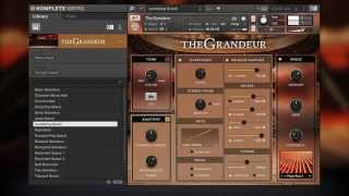 THE GRANDEUR tutorial | Native Instruments