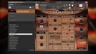 THE GRANDEUR tutorial