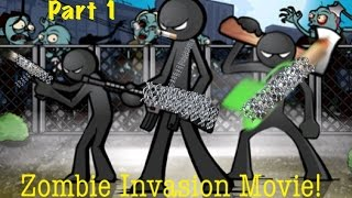 Anger of stick 5 Zombie City Full Movie Part 1