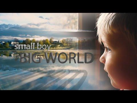 Small boy in a big world | manuelfritsch