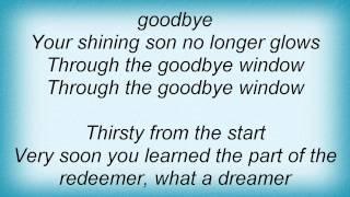 Corrosion Of Conformity  Goodbye Windows Lyrics