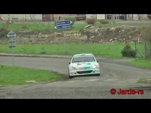 Rally Lužické hory 2013 - (HD) 6xWRC MČR Sprintrally