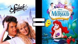24 Reasons Splash & The Little Mermaid Are The Same Movie