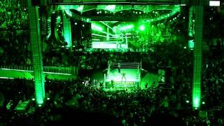 Wrestlemania 29 HD --- Triple H / Lesnar (Triple H Entrance)