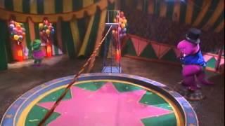 Barney's Adventure Bus - Super Singing Circus - Full Movie 2014/2015
