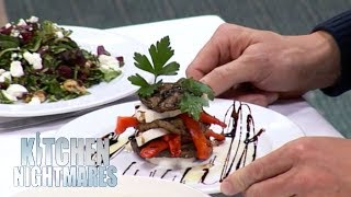 Gordon Ramsay Confused Over Awful Menu | Kitchen Nightmares