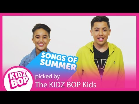 Download Introducing The Hottest Songs of Summer 2018 from KIDZ BOP & YouTube Kids! HD Mp4 3GP Video and MP3